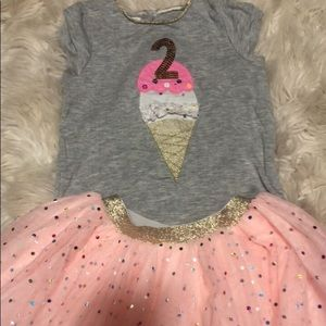 Mud pie 2 outfit